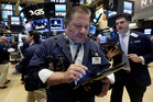The Dow Jones dipped 0.2 per cent, while the Nasdaq Index retreated 0.1 per cent. Photo / AP