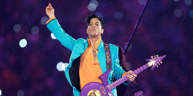 After Prince's death, authorities searching his house found pills containing fentanyl. Photo / AP