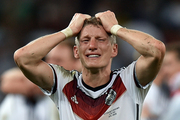 FILE - In this July 13, 2014 file photo Germany's Bastian Schweinsteiger weeps after the World Cup final soccer match between Germany and Argentina. Photo / AP.