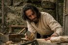 Actor Rodrigo Santoro portraying Jesus in a scene from Ben-Hur. Photo / AP