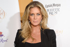 Model Rachel Hunter. Photo / AP