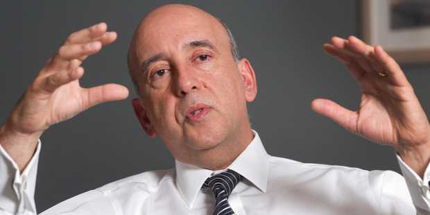 "Treasury secretary Gabriel Makhlouf told staff there had been ""confused commentary"" about the cannabis document. New Zealand Herald Photograph by Mark Mitchell."