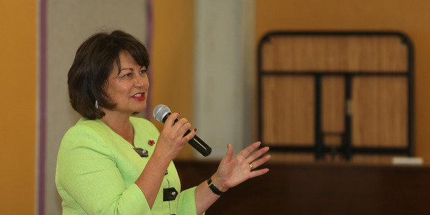 Education Minister Hekia Parata has introduced major education reforms. Photo /  John Borren