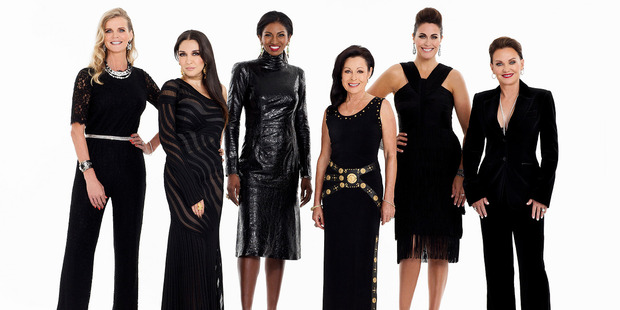 Loading The great news is that the six core cast of The Real Housewives of Auckland are all, to a woman, spectacular.