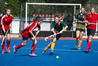 Action from last year's Aims Games hockey final - Cobham versus Otumoetai. PHOTO/ANDREW WARNER