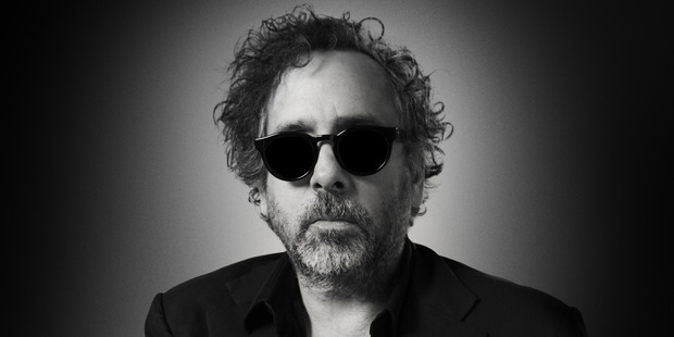 What Tim Burton's kept from his own works is something of a mystery. Photo / Leah Gallo