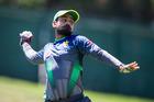 Mohammad Hafeez of the Pakistan cricket team. Photo / Jason Oxenham