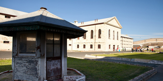 Fremantle Prison was built by convicts, for convicts. Photo / Supplied