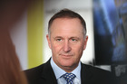 John Key says court action over water contamination in Hawke's Bay could involve civil or criminal charges. Photo / Doug Sherring
