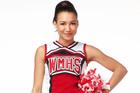Naya Rivera as Santana in Glee. Photo / Supplied