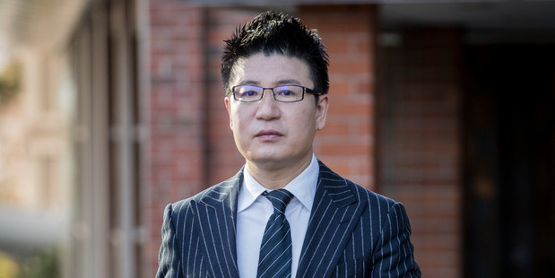 William Yan has forfeited millions of dollars in settlements with New Zealand and Australia authorities. Photo / Greg Bowker.