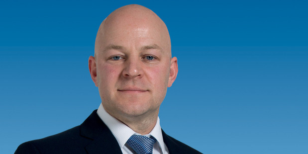 National MP Matt Doocey's member's bill has been drawn from the ballot and is already under fire. Photo supplied.