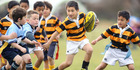 View: Little rugby rippers make their mark