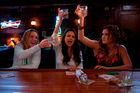 Kristen Bell, Mila Kunis, and Kathryn Hahn star in the movie, Bad Moms.