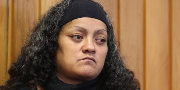 Nia's mother Lisa Kuka was convicted on two counts of manslaughter. Photo / Rotorua Daily Post