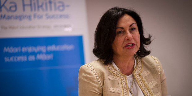 Education Minister Hekia Parata has outlined possible changes to special education funding. Photo /  Dean Purcell.