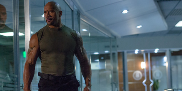 Dwayne 'The Rock' Johnson is Forbes' highest paid actor. Photo / Supplied