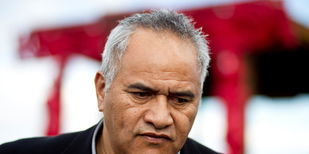 Maori Party president Tukoroirangi Morgan is one of King Tuheitia's closest advisers. Photo: Dean Purcell.