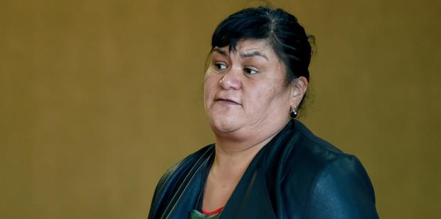 Labour MP Nanaia Mahuta. Photo / George Novak