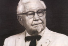 KFC's Colonel Sanders closely guarded his 11 herbs and spices chicken recipe. Photo / Supplied