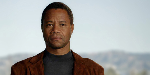 Cuba Gooding Jr put it all out there to get the part. Photo / Supplied