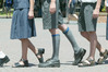 I hated my school uniforms for the way they encouraged both uniformity of appearance and uniformity of outlook.