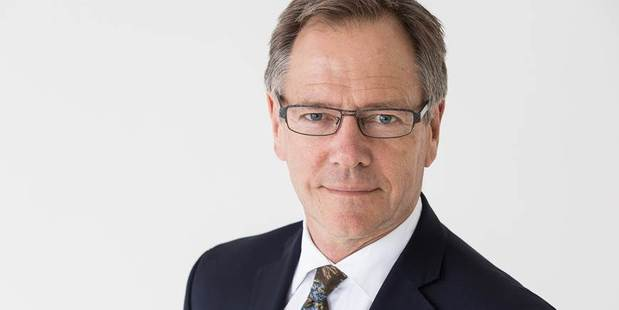 New Zealand's ambassador to the United Nations, Gerard van Bohemen.