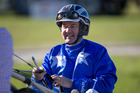 Mark Purdon expects to lose more races than he wins. Photo / APN