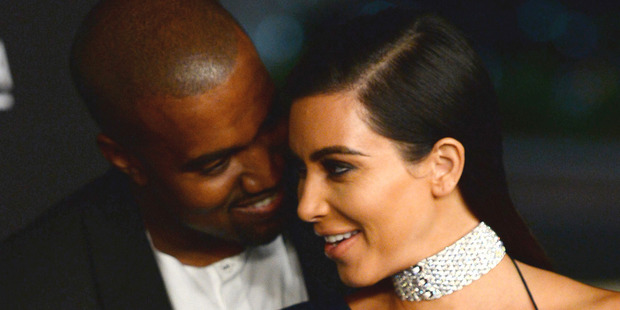Kim's even offered for her and Kanye to go and talk some sense into Lamar. Photo / AP