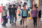 New figures show tourism spend for Bay of Plenty is up.  Photo/File