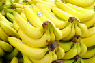 Countdown supermarkets have a limit on their supply of organic fair-trade bananas.