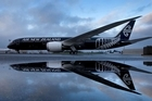 Air New Zealand CEO Chrisopher Luxon commenting on their record breaking result, the airline and the misconduct of staff