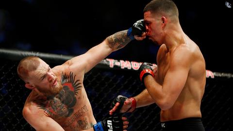 UFC 202 proves a massive hit