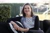 COMMUNITY: Jules Nowell-Usticke, chairwoman of the Hawke's Bay Foundation, believes in self-help. PHOTO/DUNCAN BROWN