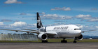 """The Air New Zealand flight attendant snapped in a snapchat video spitting water is blaming a friend for """"hacking"""" her account and leaking the footage. File photo"""