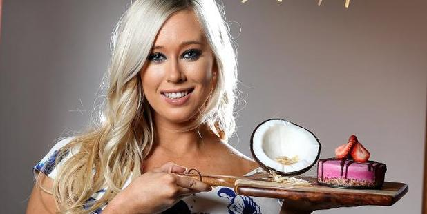 Brynley King and her family are selling A$5.7 million worth of coconut oil products a year to the world from the Gold Coast, all thanks to Alibaba.com. Photo / Adam Head, news.com.au