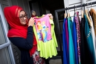 Merissa Santoso sells Disney-themed swim sets from her online Islamic boutique store. Picture / Dean Purcell