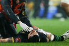 The adverse findings  might be difficult for rugby to digest. Photo / Getty