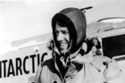 Less than 5 years after he climbed Mt Everest Sir Edmund Hillary ventured to the South Pole.