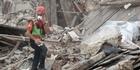 Watch: Watch: Quake death toll rises