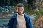 Millie Bobby Brown plays Eleven in Netflix series, Stranger Things. Picture / Netflix