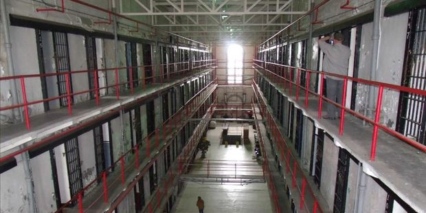 The cells at Missouri State Penitentiary. Photo / TripAdvisor
