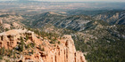 The landscape of Bryce Canyon National Park. Photo / Brian Flaherty