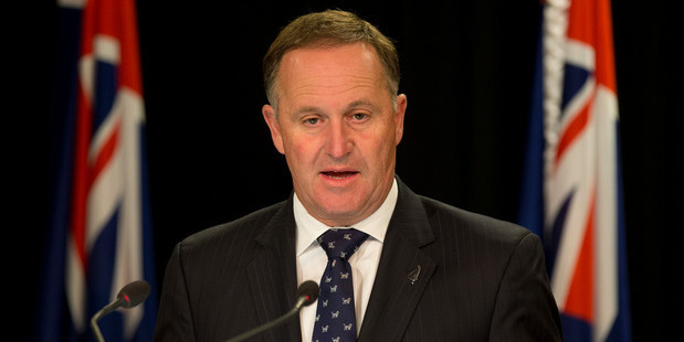 Prime Minister John Key is reluctant to talk about his own bugs. Photo Mark Mitchell