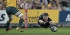 Best pics: All Blacks v Wallabies