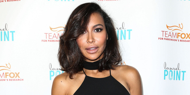 Now that Naya Rivera's older, she's amazed by how normal she thought her anorexia was. Photo / Splash News