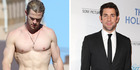 Seeing Chris Hemsworth shirtless on set convinced Krasinski he was in the wrong place. Photos / Splash News, Getty Images