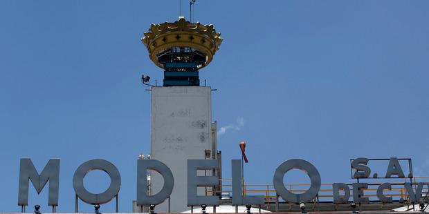 Grupo Modelo SAB's plant in Mexico City, Mexico. Photo / Susana Gonzalez