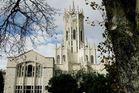 Auckland University. Photo / Chris Skelton / NZ Herald