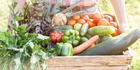 For a health boost, choose organic vegetables and leafy greens, which enhance detoxification via the liver. Photo / Getty